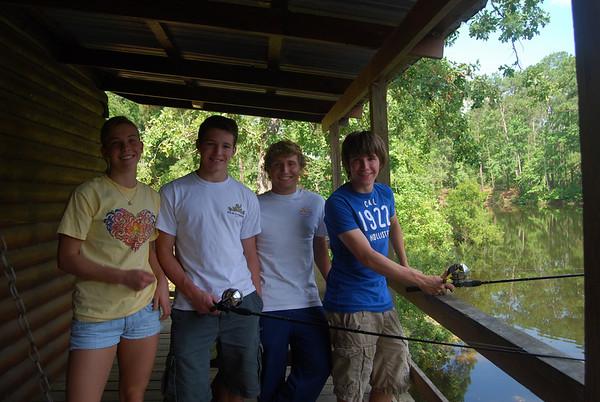 2009 07 04 - Artesian Lake with BRS Labs.