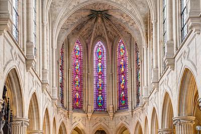 Paris, France Churches