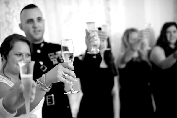 Kristen and Steve Morris Wedding