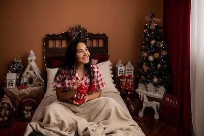 Kim & Camelia • Christmas