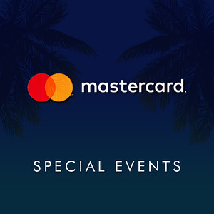 MasterCard Special Events