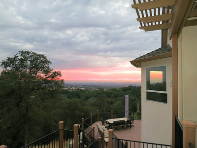 2012-09-05 Sunsets from Fawn Hill