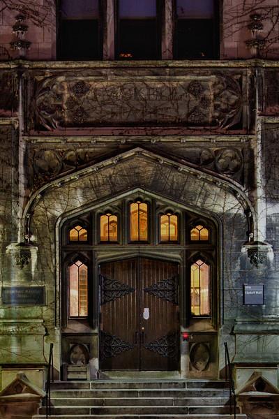 Haskeill Hall