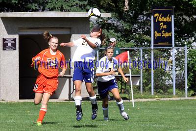 Girls Soccer / Mansfield Senior