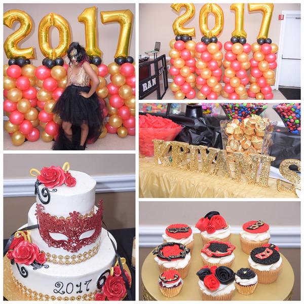 Yani Graduating Party