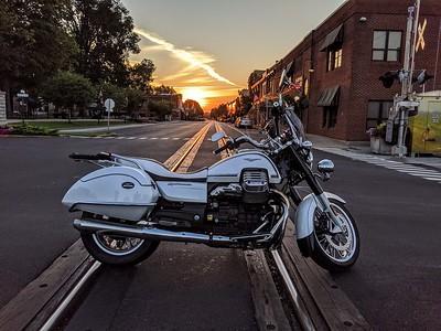 2014 Moto GUzzi California Touring