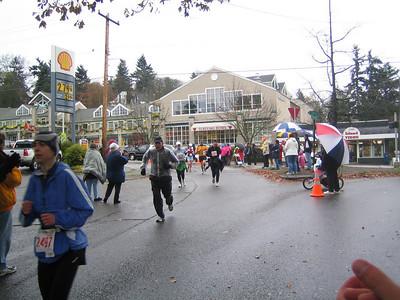 Hilarys Marathon