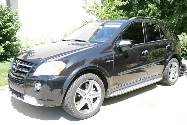 2009 ML63 AMG