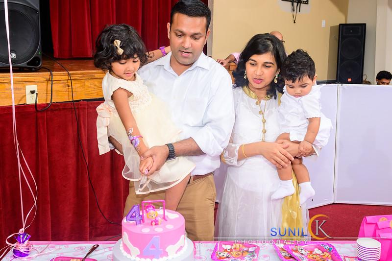 Johaan Baptism & Birthday Celebration