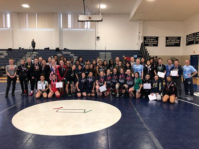 6th Annual Girls Wrestling Tournament
