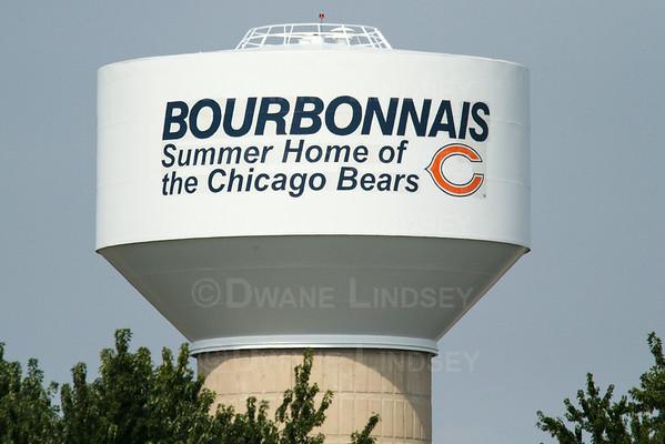 Chicago Bears - Training Camp - 08-10-14