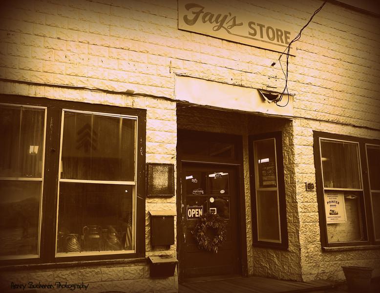 Fay's Store