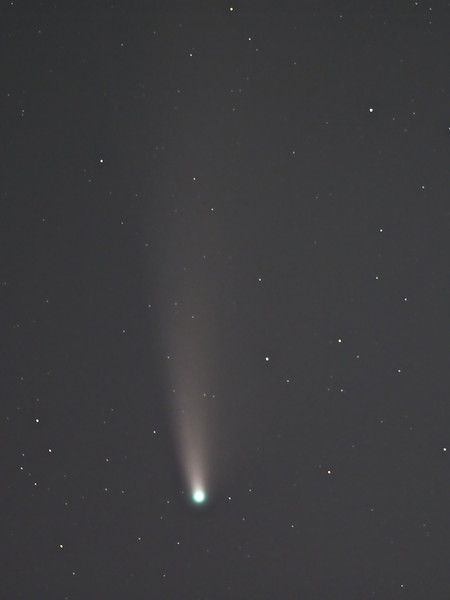 Comet Neowise 19th July