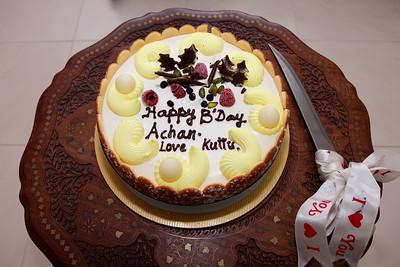 Aji's Birthday 2010