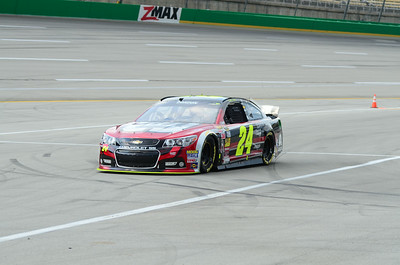 Quaker State 400 Qualifying 2014