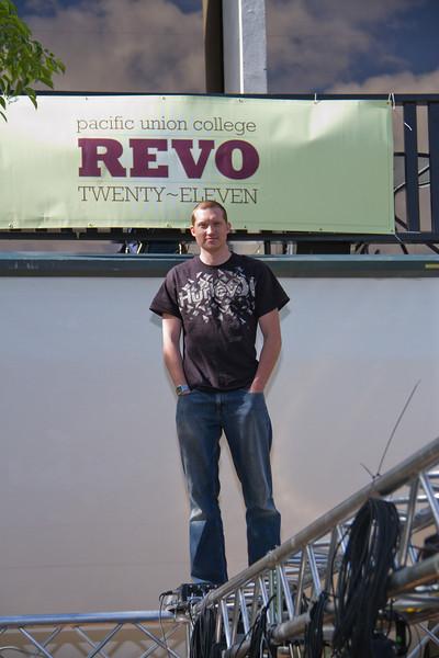 PUC REVO Fashion Show 2011