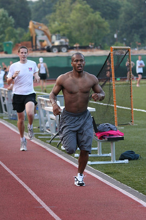 Men's Open Mile - B heat