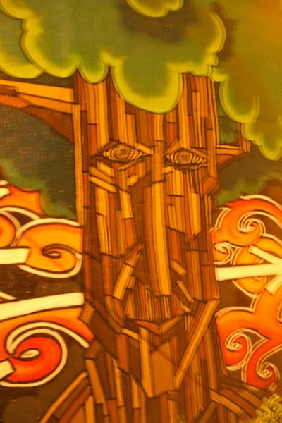 U. District mural. Love murals!