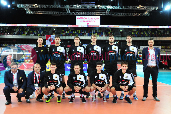 IBB Polonia London vs. PGE Skra Bełchatów