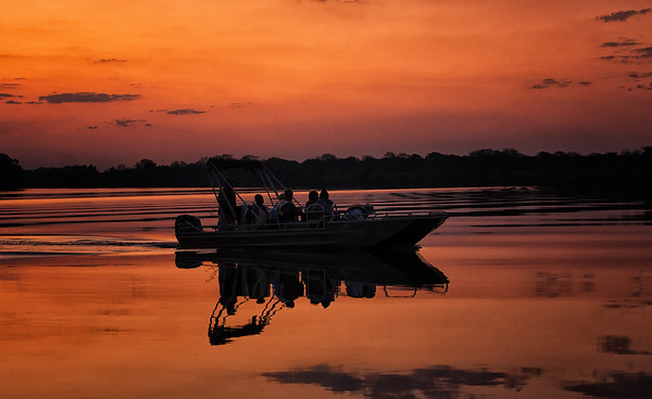 Ultimate Africa - Kafue, Zambia - Aug. 2014