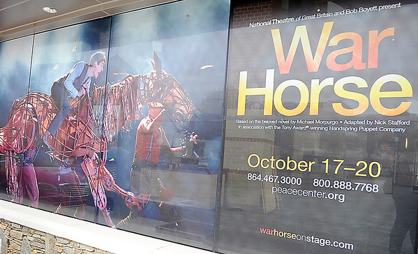 War Horse Comes To Peace Center