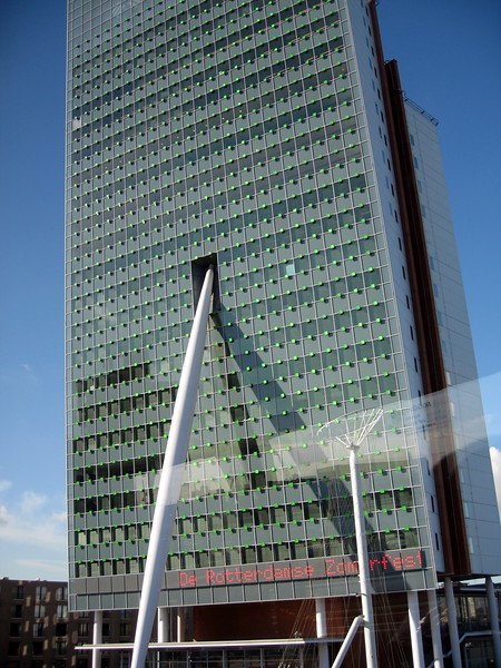 Office of KPN, the primary Dutch telephone company