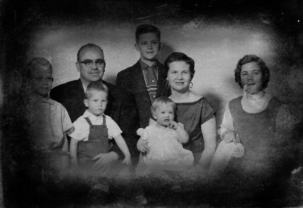 Fred Froerer Family