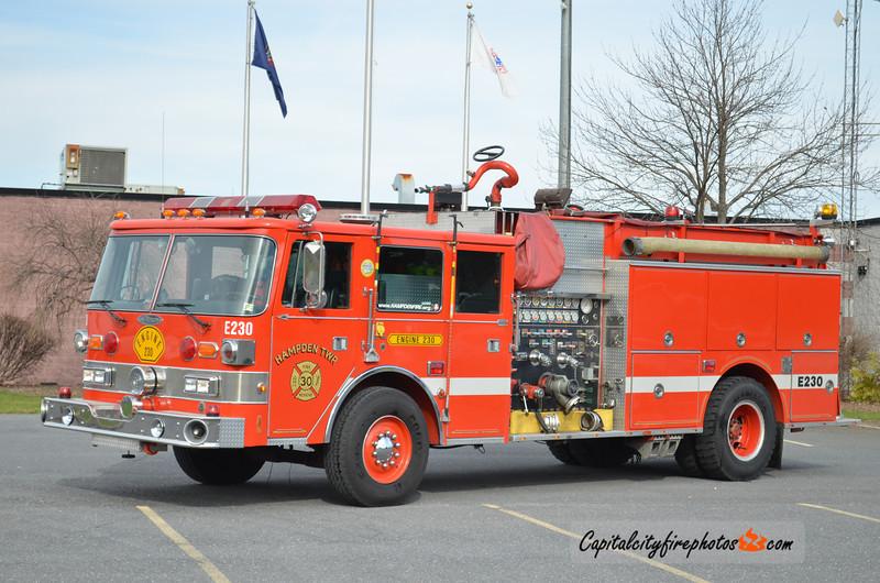 Hampden Township X-Engine 2-30: 1987 Pierce Arrow 1750/1250