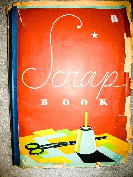 Scrapbook - Kindergarten