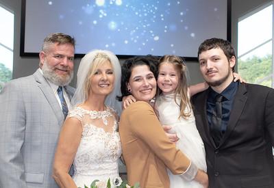 Mike & Jen MacInnis Wedding