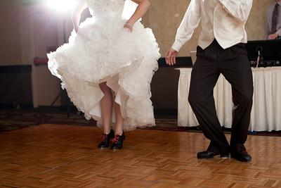 Shari and Deane - Wedding