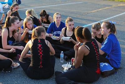 WP Dance Team Football Fan Dance vs Lake Braddock