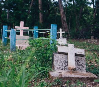 cemetery ~ rio seco, costa rica
