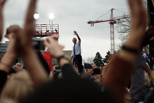 Obama Campaign 2012