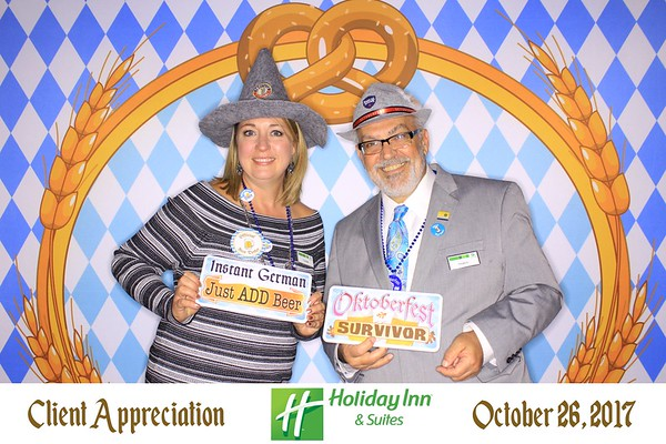 "Holiday Inn Hotel & Suites Chicago Northwest Elgin ""Client Appreciation Day 2017"""