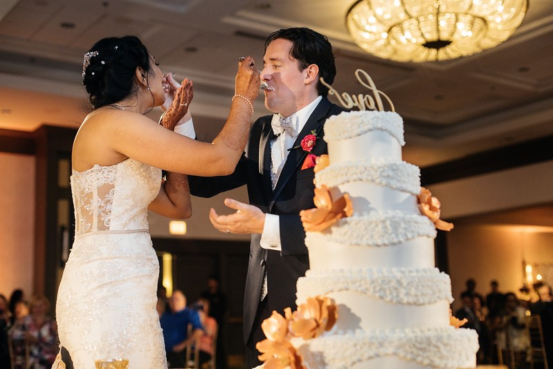 LeCapeWeddings Chicago Photographer - Renu and Ryan - Hilton Oakbrook Hills Indian Wedding -  1028.jpg