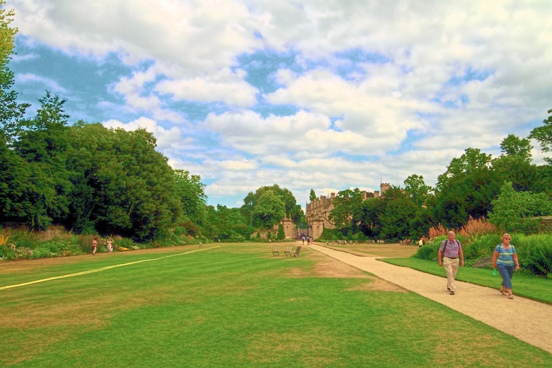 Trinity College Field