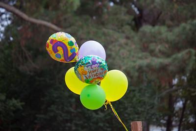Daphne's Second Birthday