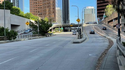 DTLA 4th Street Overpass, Beaudry-Hope
