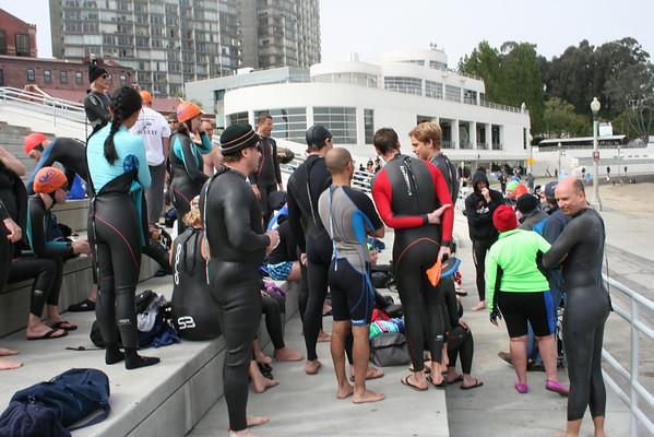 Water World Swim - April 22, 2012