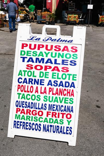 Pupuseria Las Palmas