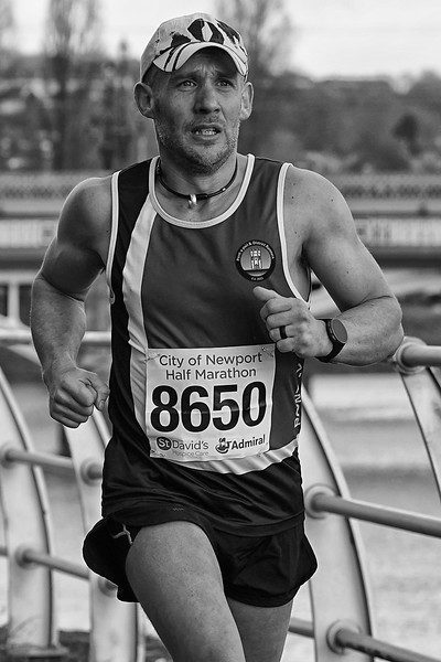 2020 03 01 - Newport Half Marathon 001 (369)bw.jpg