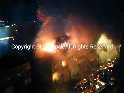 12-09-00 - Flushing Queens 4th Alarm former Bowling Alley