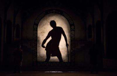 ECU Theater 'Elephant Man' 2012