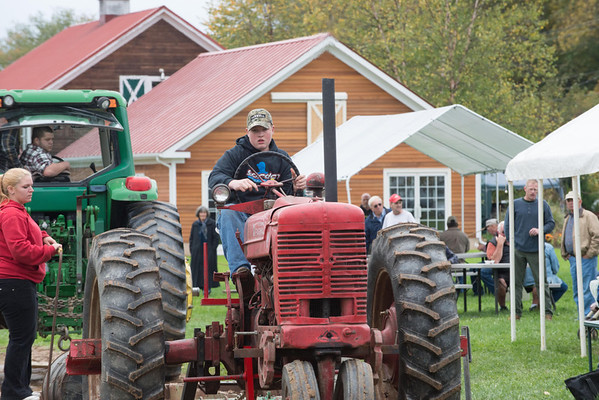 Accord Tractor Pull 2012