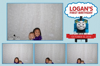 Logan's 1st Birthday (prints)