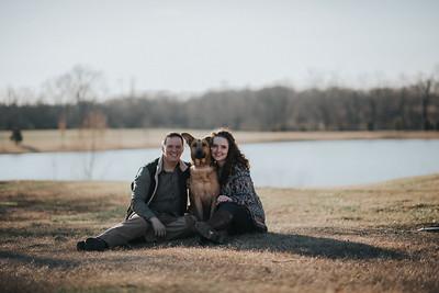 Rachel + Brad Engagement