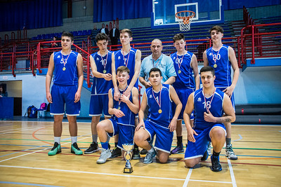 Isola Blue Stars Under 18 won the league cup
