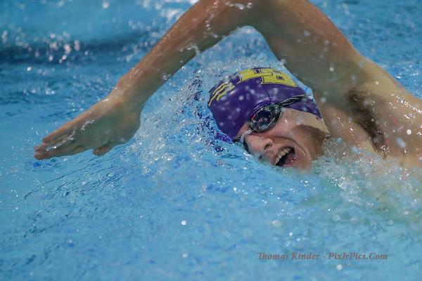 Boys Swim & Dive v Mount Vernon 12/8/17