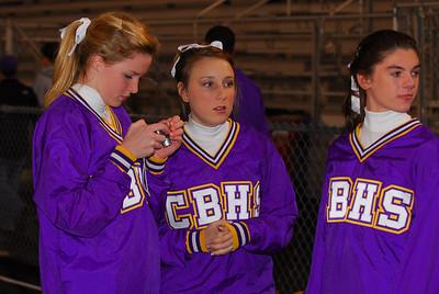 CBHS Senior night vs St. Benedict